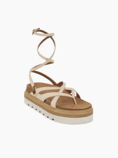 Hester platform sandal