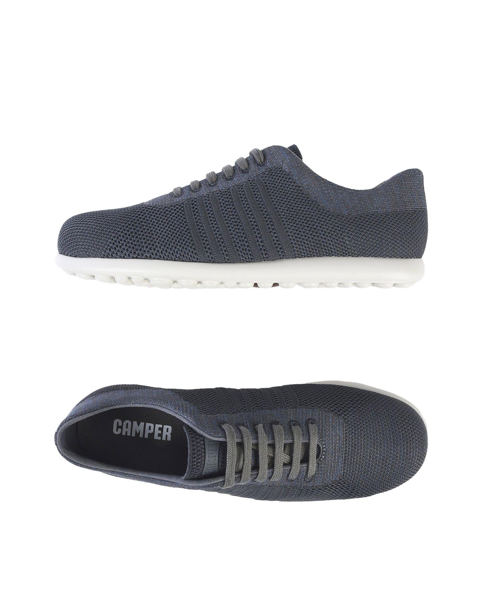 CAMPER Низкие кеды и кроссовки кеды camper camper ca555akbbfx2