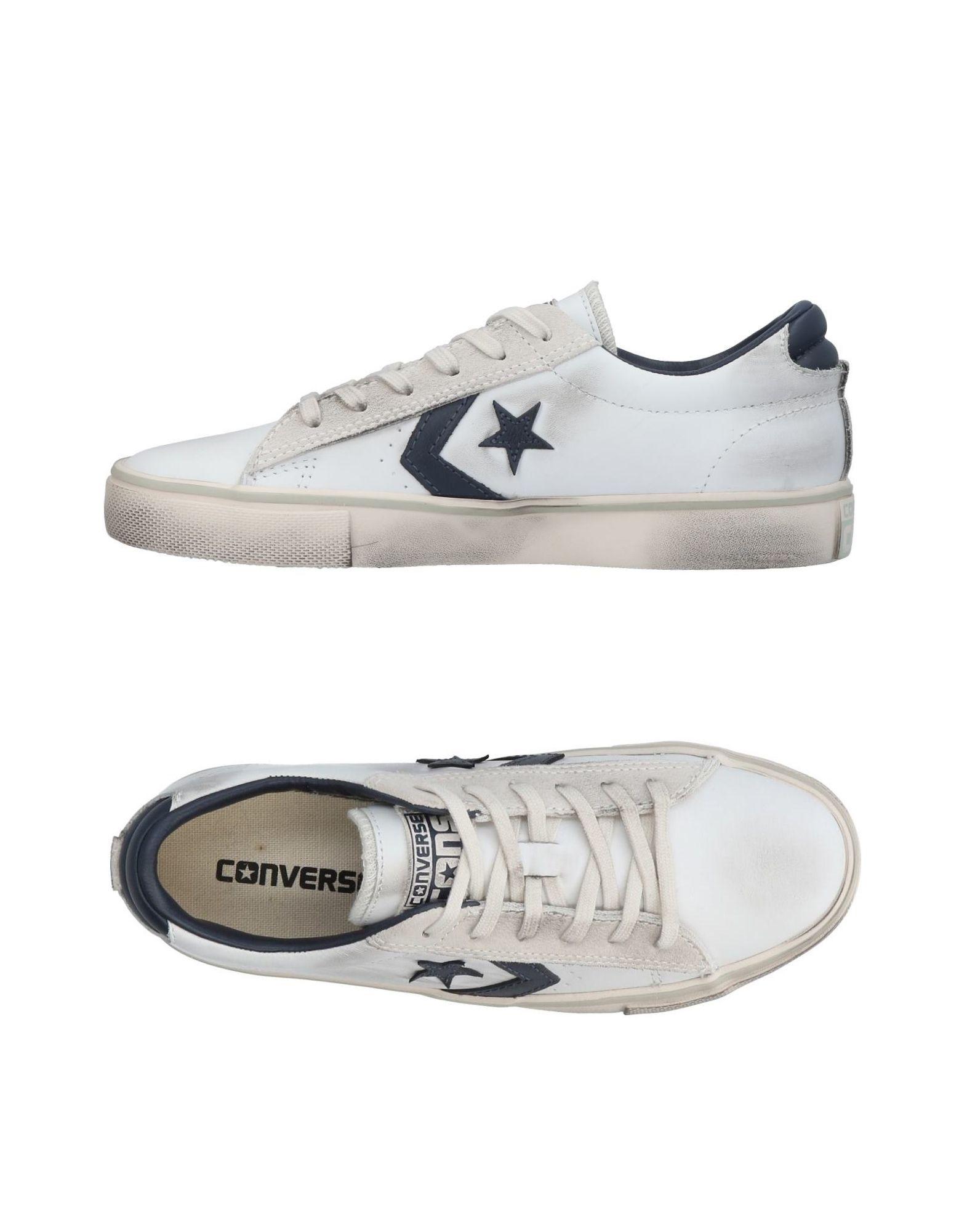 CONVERSE CONS Низкие кеды и кроссовки