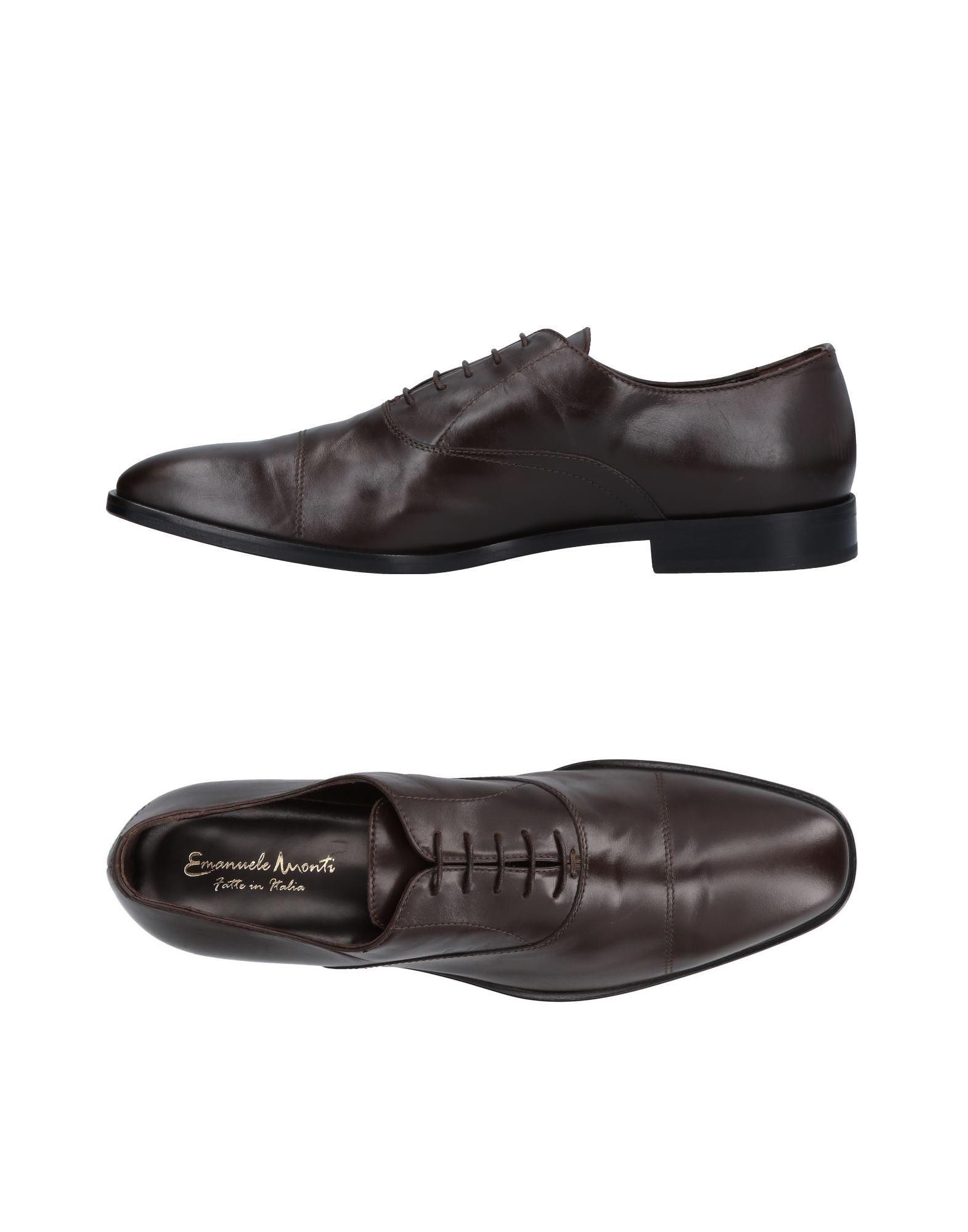 EMANUELE MONTI Обувь на шнурках coat emma monti пальто классические