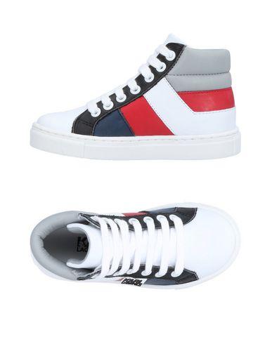 zapatillas KARL LAGERFELD Sneakers abotinadas infantil