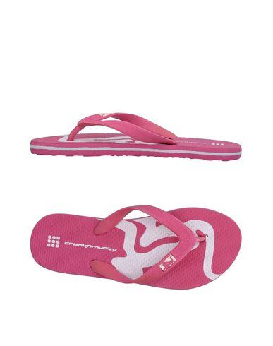 zapatillas DRUNKNMUNKY Sandalias de dedo mujer