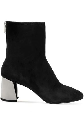 3.1 PHILLIP LIM Drum suede ankle boots