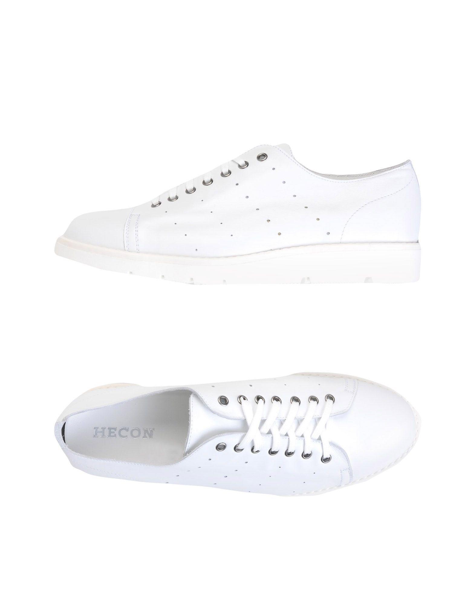 HECON Низкие кеды и кроссовки hecon полусапоги и высокие ботинки