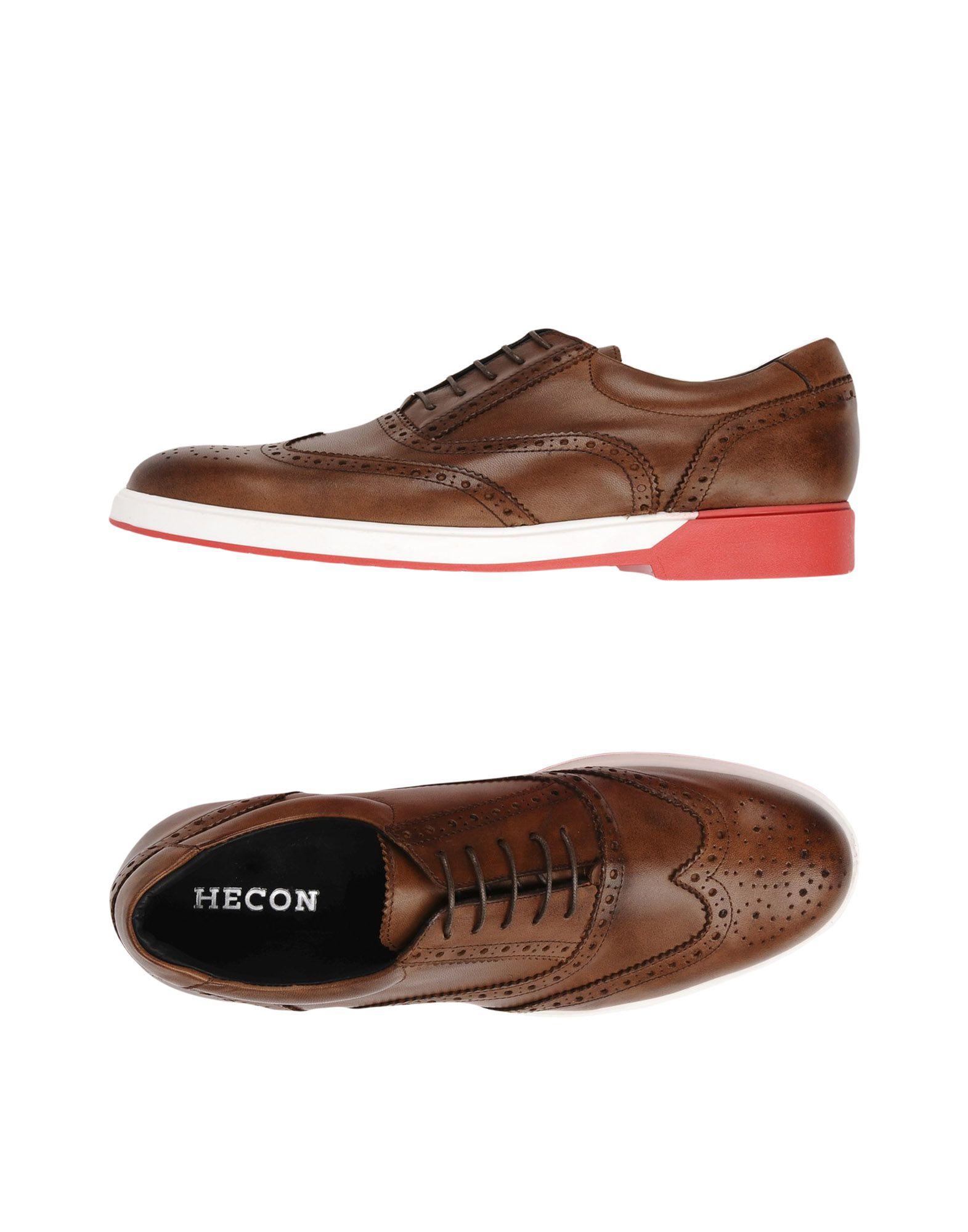 Фото - HECON Обувь на шнурках обувь на высокой платформе dkny