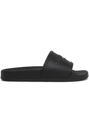 RAG & BONE Embossed rubber sandals