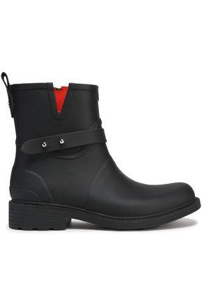 RAG & BONE Moto rubber rain boots