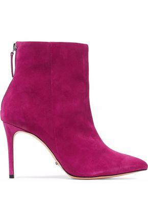 SCHUTZ Michela nubuck ankle boots