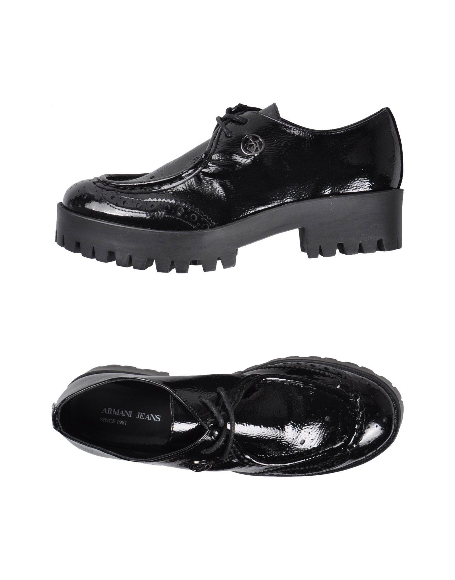 ARMANI JEANS Обувь на шнурках grünland обувь на шнурках