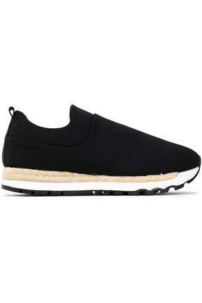 DKNY Neoprene espadrille sneakers