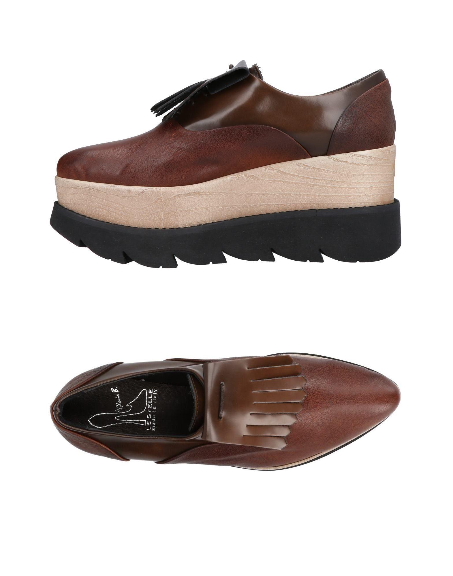 где купить LE STELLE Обувь на шнурках по лучшей цене
