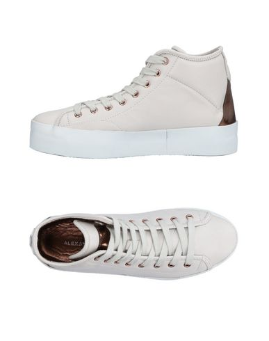 Высокие кеды и кроссовки от ALEXANDER SMITH