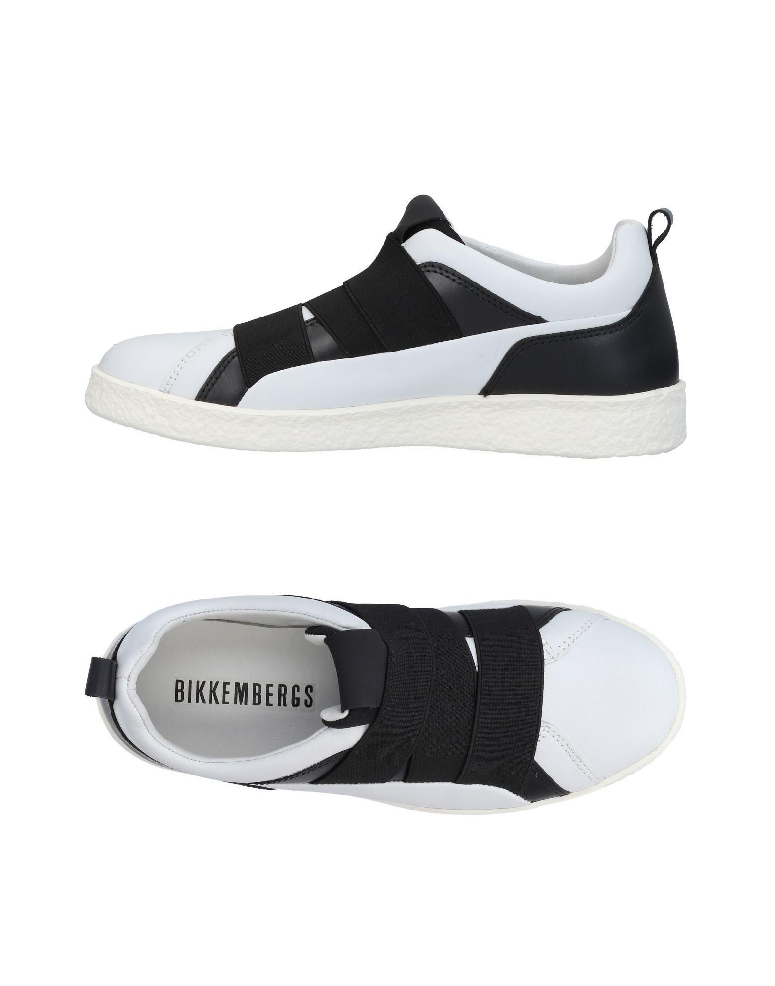 BIKKEMBERGS Низкие кеды и кроссовки