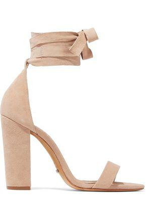 SCHUTZ Kelma suede sandals