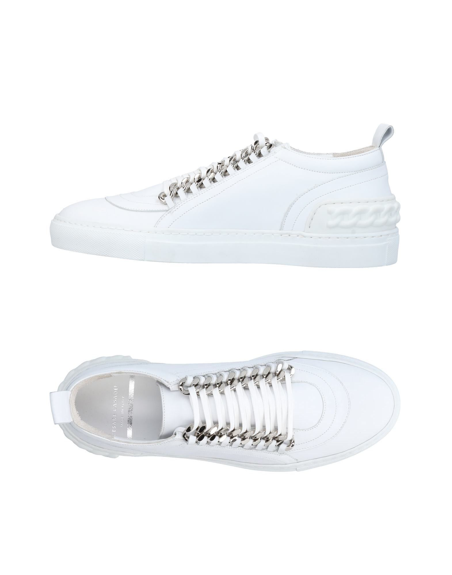 CESARE CASADEI Sneakers in White