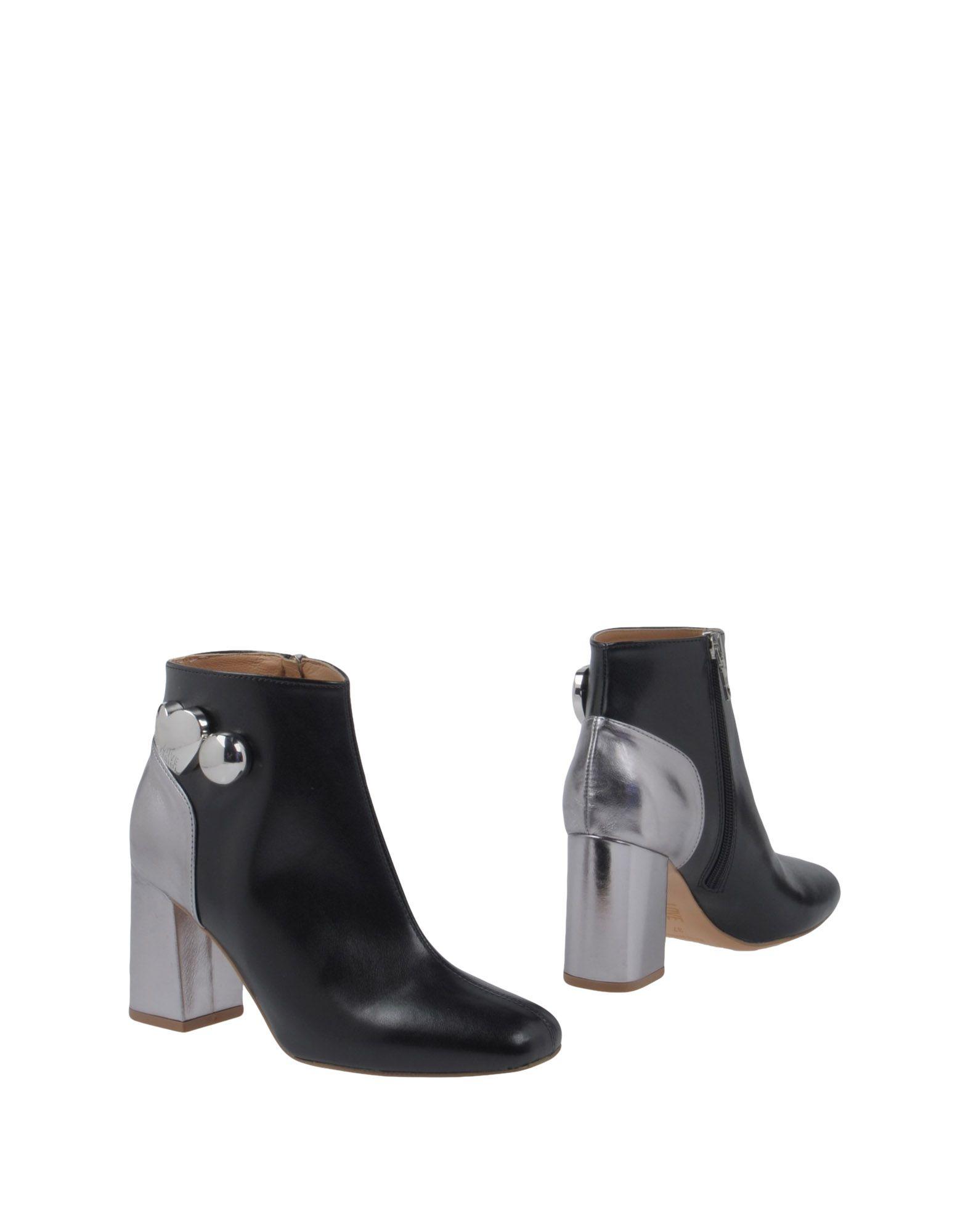 LOVE MOSCHINO Полусапоги и высокие ботинки george j love полусапоги и высокие ботинки