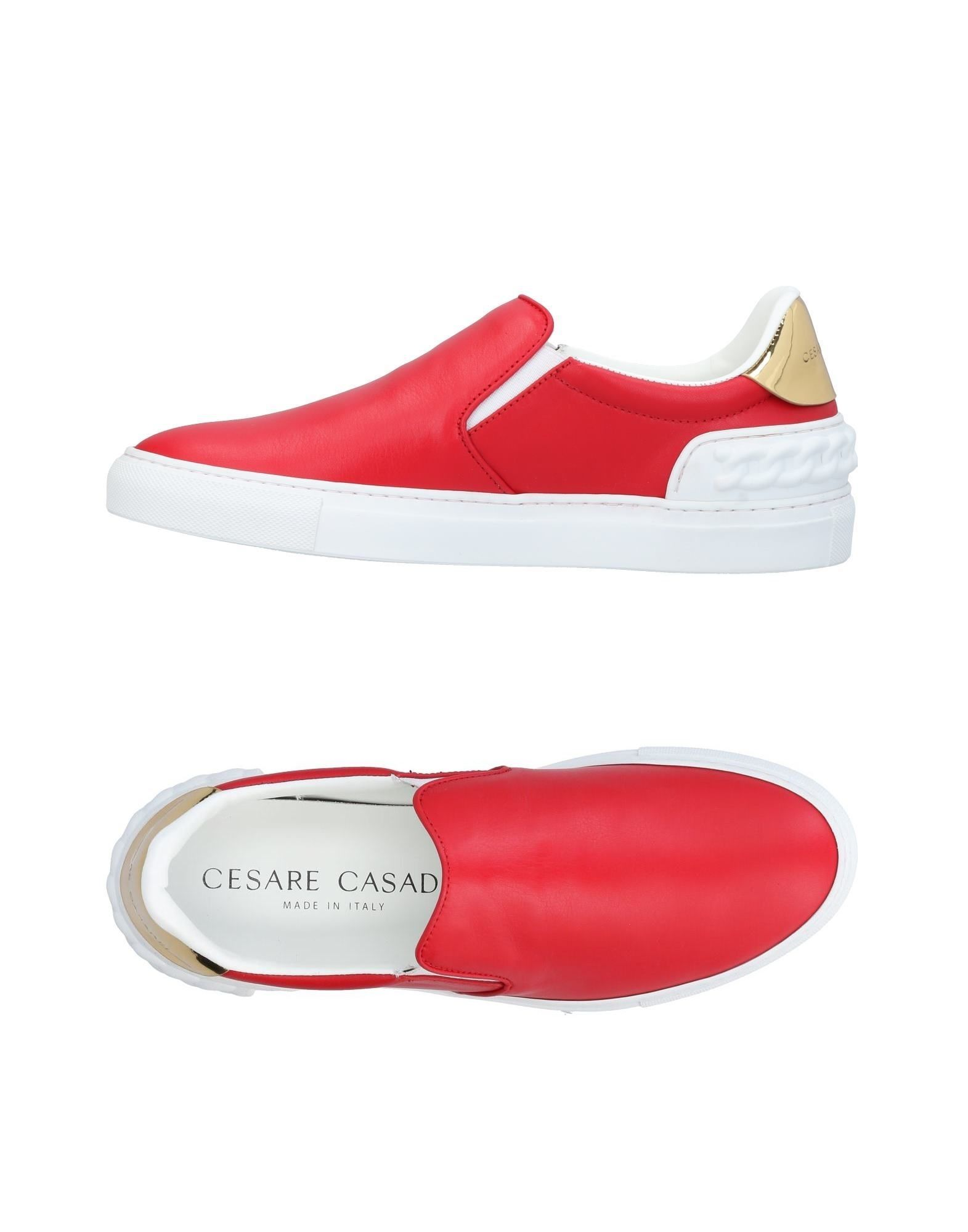 CESARE CASADEI Sneakers in Red