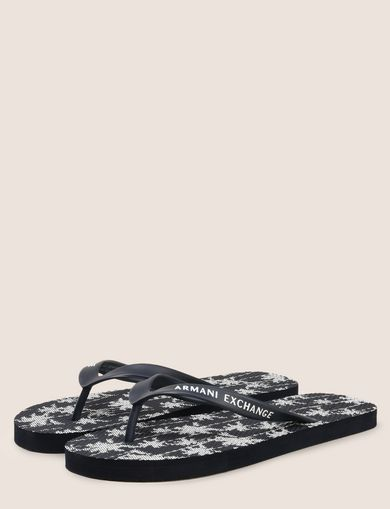 ARMANI EXCHANGE flip-flop Man R