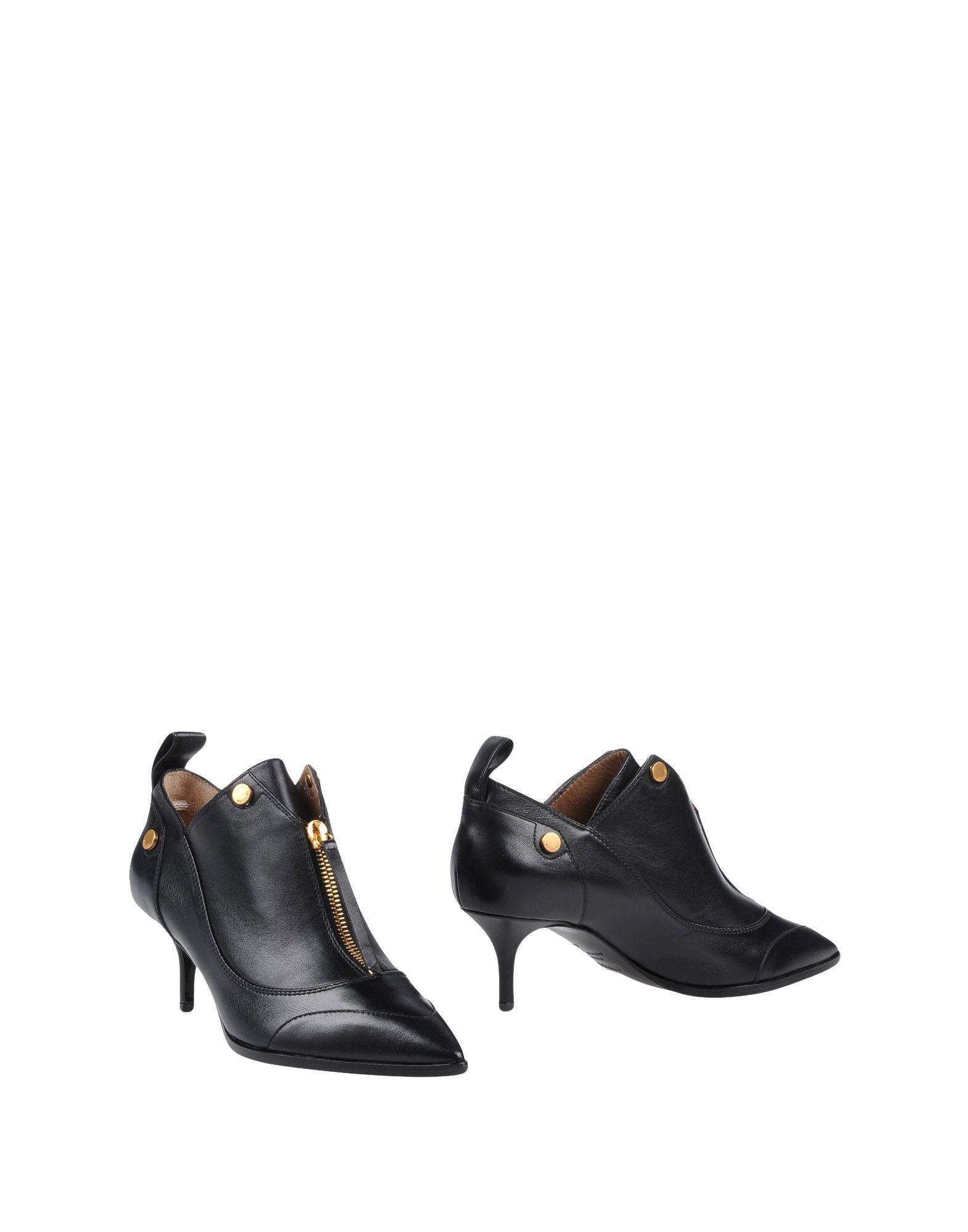 MOSCHINO Ботинки ботинки moschino ботинки