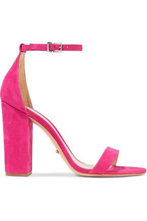 SCHUTZ Alaise suede sandals