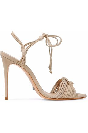 Tammi Nubuck Sandals by Schutz