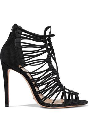 SCHUTZ Naama nubuck sandals