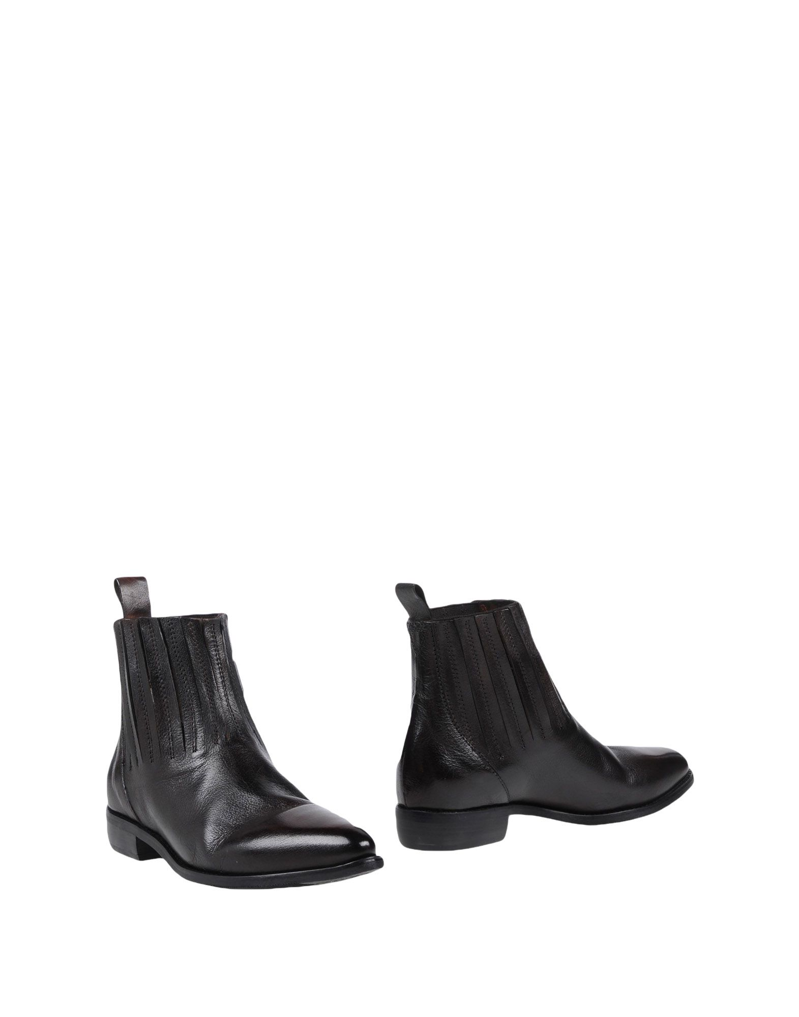 ALEXANDER HOTTO Ankle Boot in Cocoa