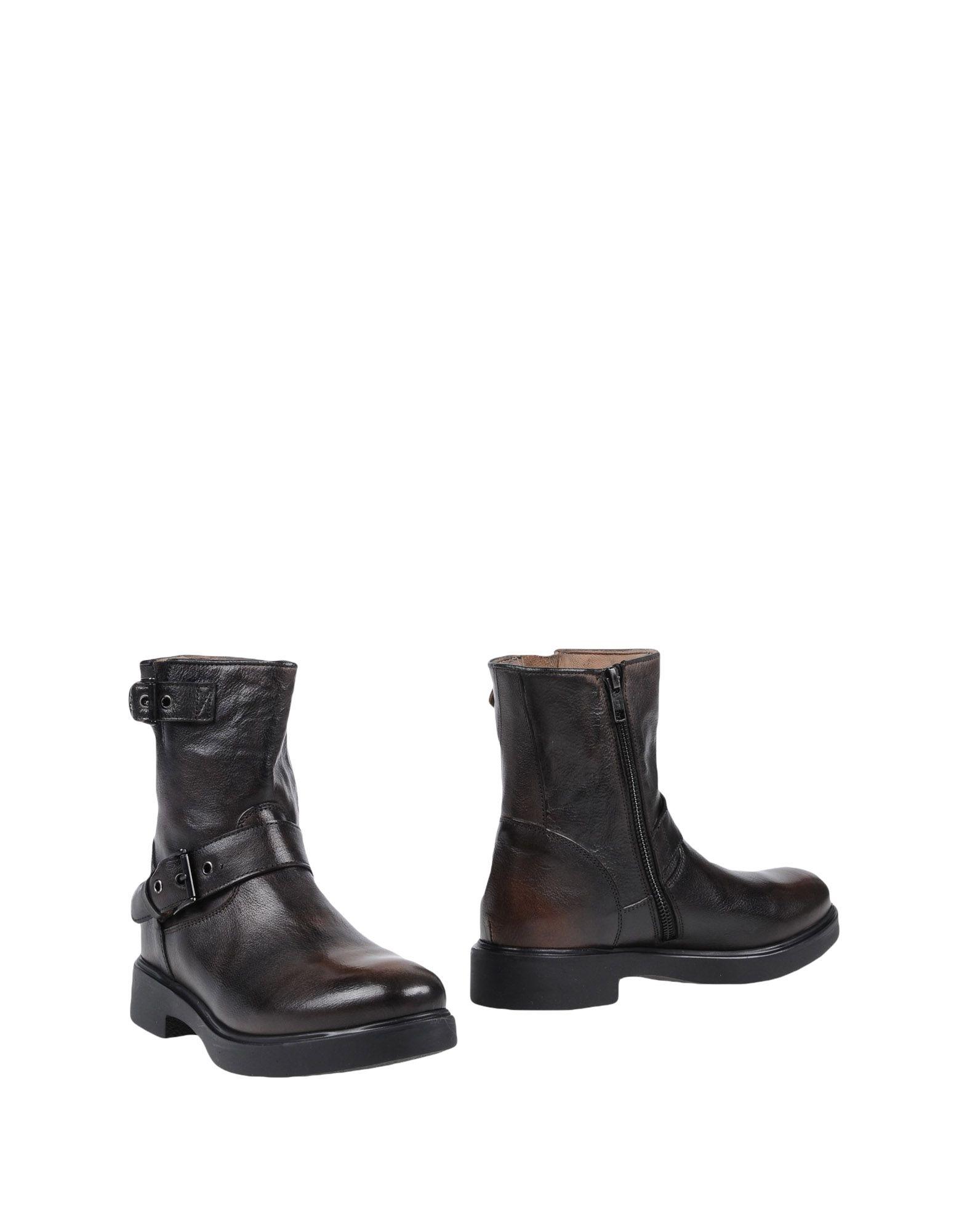 ALEXANDER HOTTO Полусапоги и высокие ботинки