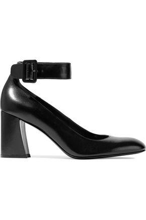 STUART WEITZMAN Clara leather pumps