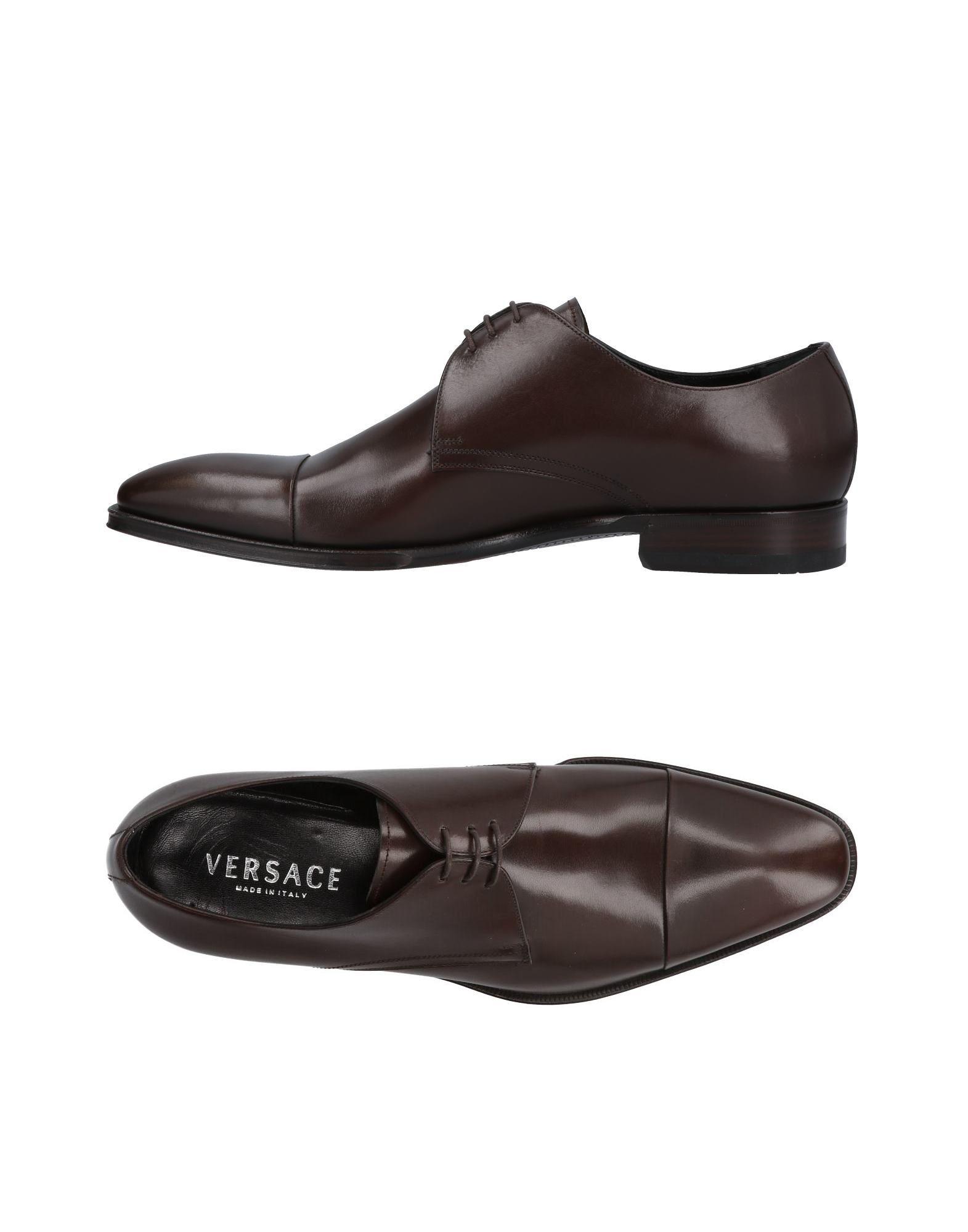 VERSACE Обувь на шнурках versace обувь на шнурках