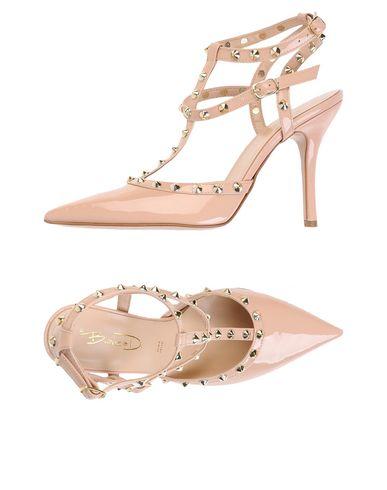Купить Женские туфли BIANCA DI цвет телесный