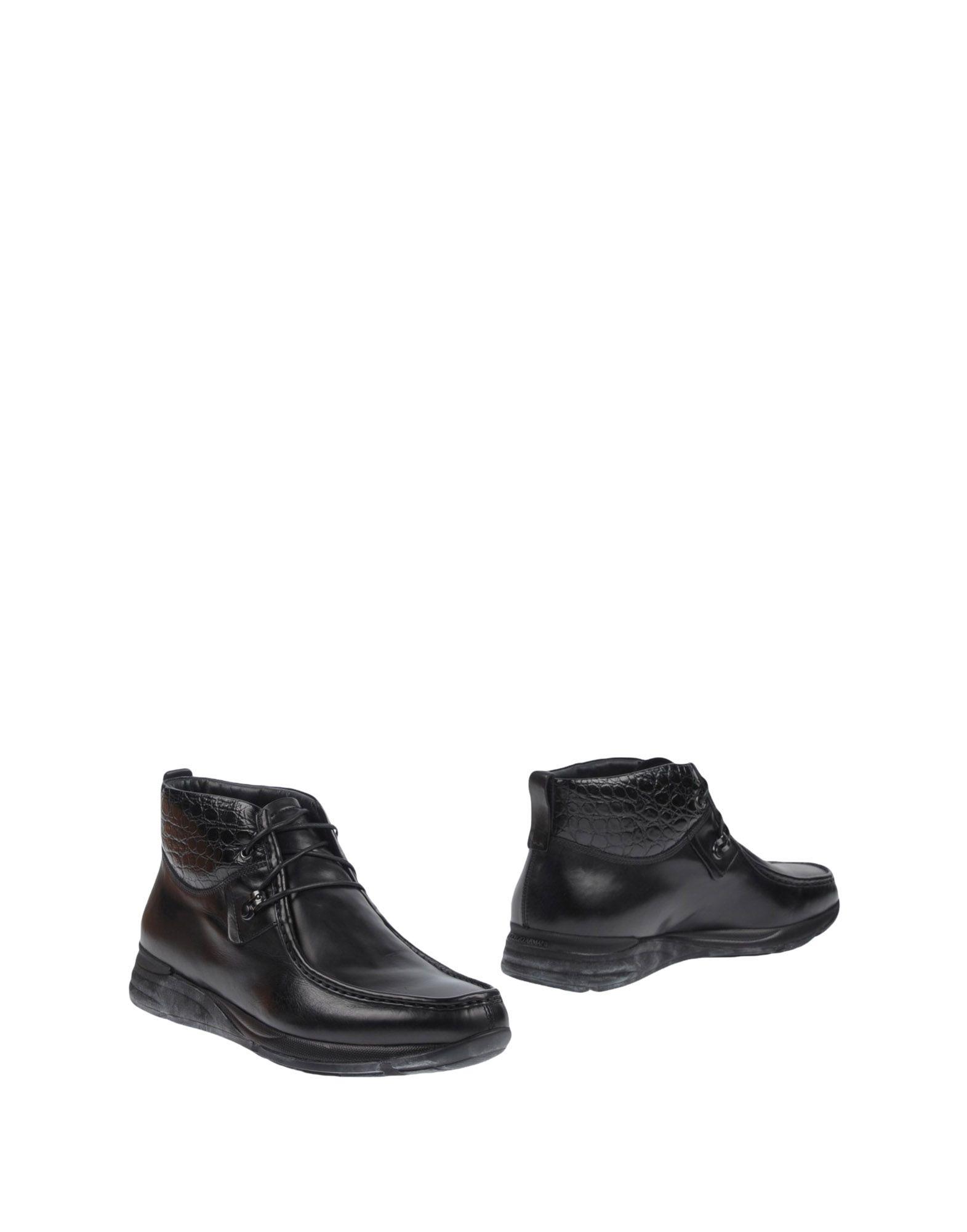 GIORGIO ARMANI Полусапоги и высокие ботинки подарочный набор giorgio armani acqua di gio for men