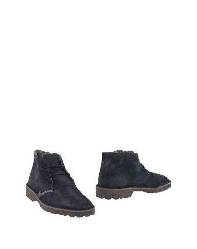 LE CROWN Bottines homme