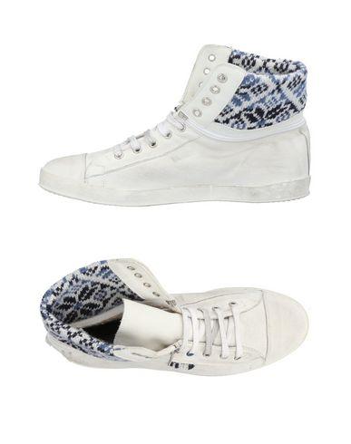 zapatillas LE CROWN Sneakers abotinadas hombre