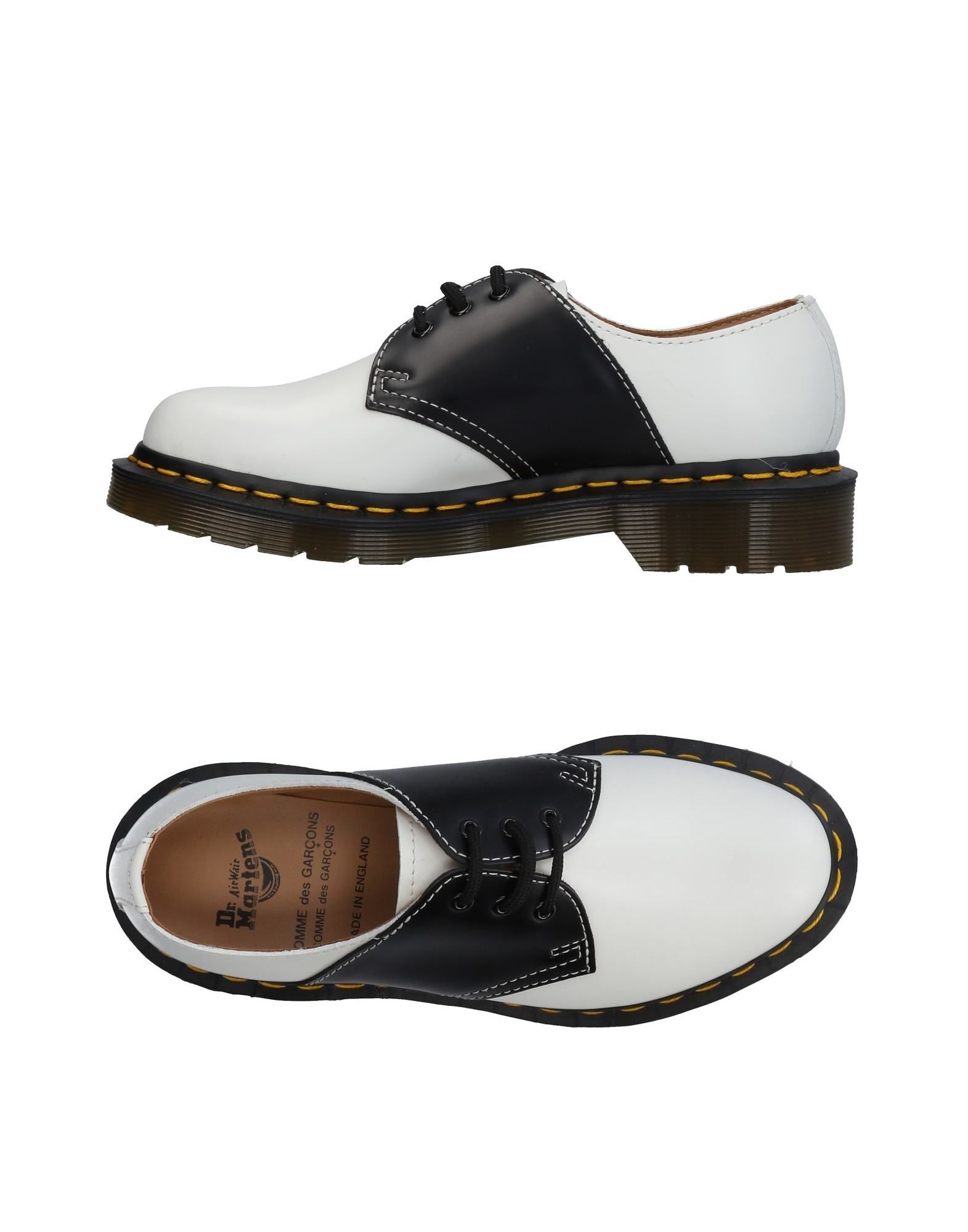 DR. MARTENS for COMME DES GARÇONS Обувь на шнурках dr martens мокасины