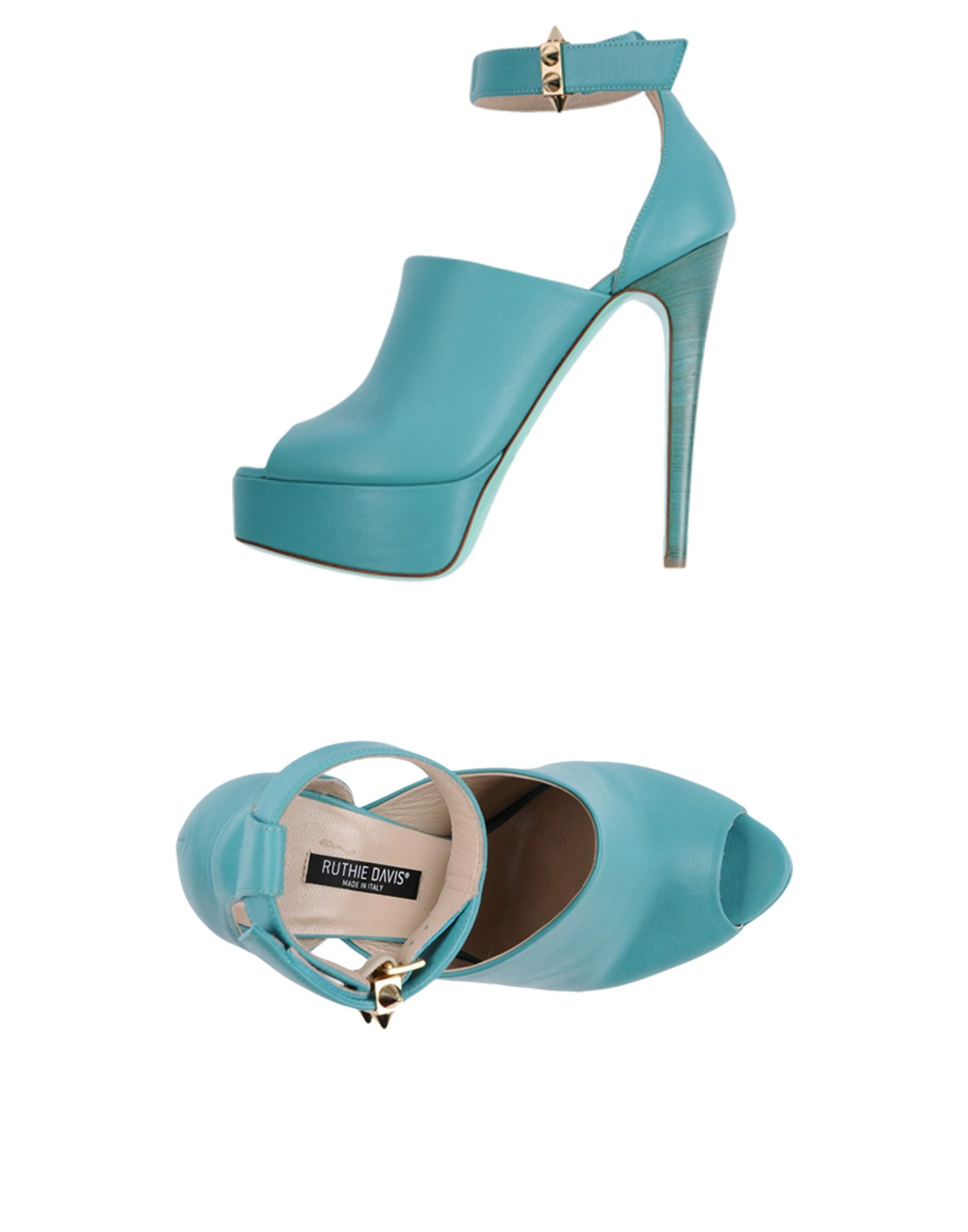 RUTHIE DAVIS Sandals in Turquoise