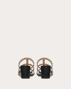Rockstud Caged Slide Sandal 60mm