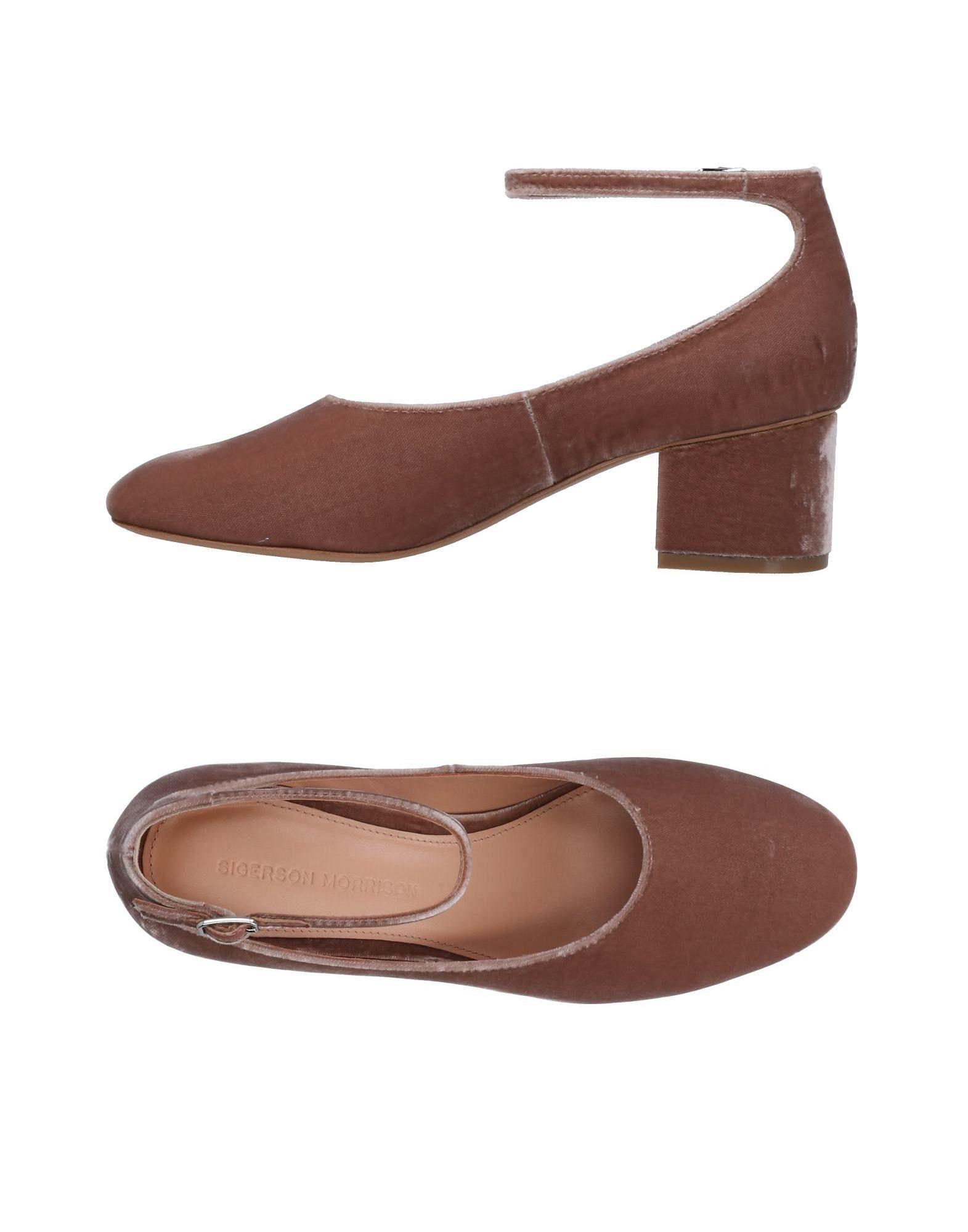 SIGERSON MORRISON Туфли цены онлайн
