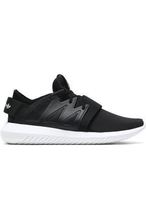 ADIDAS ORIGINALS Monogram-trimmed neoprene sneakers