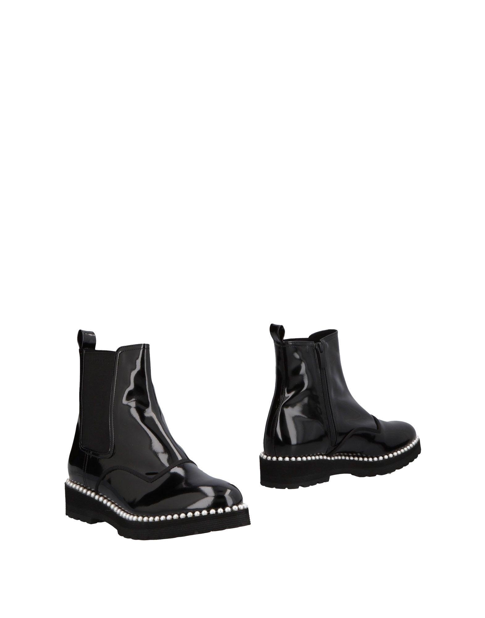 SUECOMMA BONNIE Полусапоги и высокие ботинки suecomma bonnie лакированные челси с декором