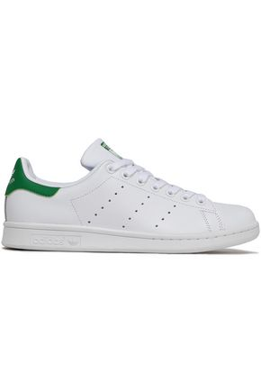 Perforated Leather Sneakers by Adidas Originals