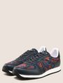 ARMANI EXCHANGE TROPICAL FLORAL RETRO LOWTOP SNEAKER Sneakers Man r
