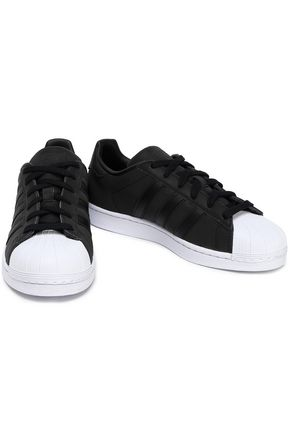 ADIDAS ORIGINALS Faux leather sneakers