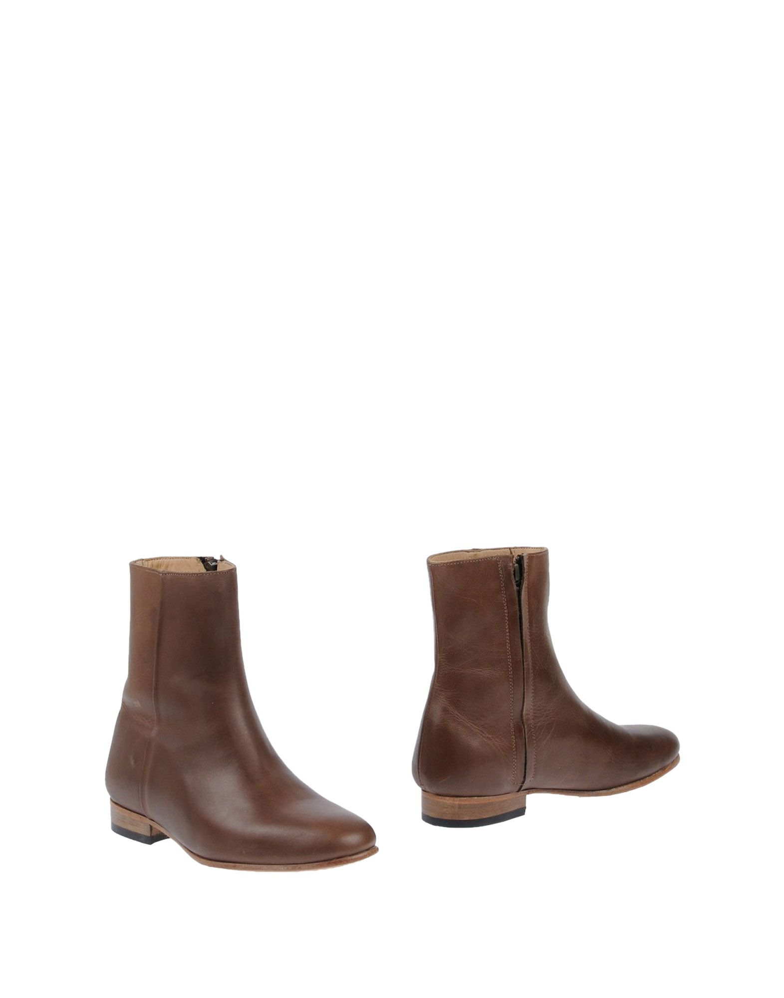 DIEPPA RESTREPO Ankle Boot in Brown