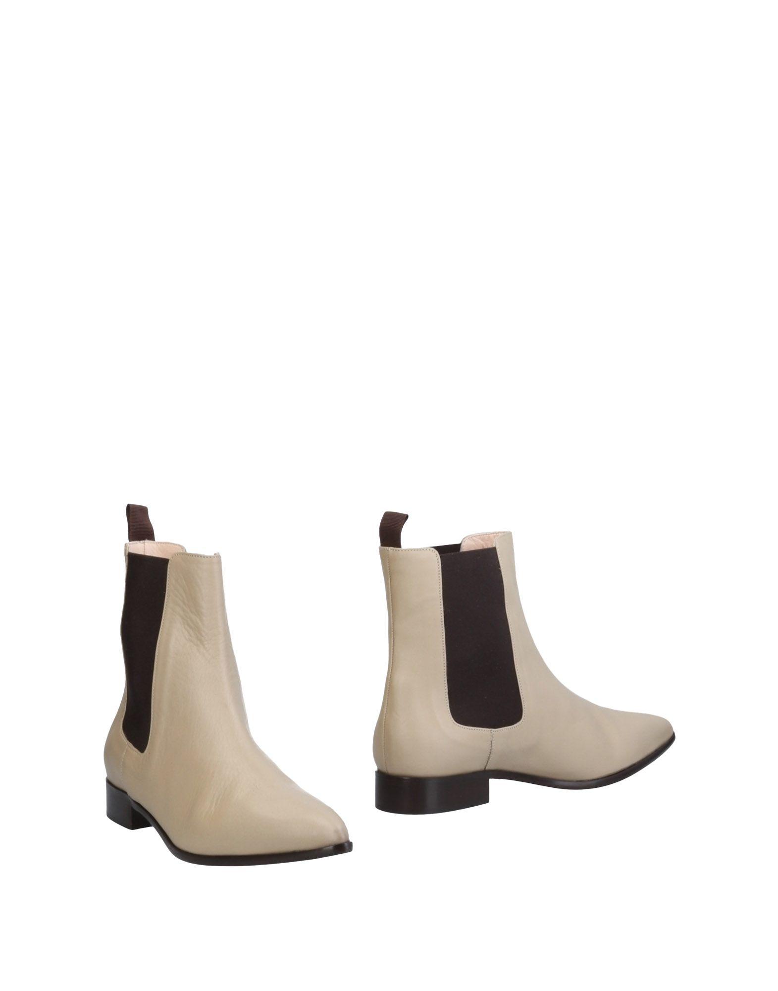 IRIS & INK Ankle Boot in Beige