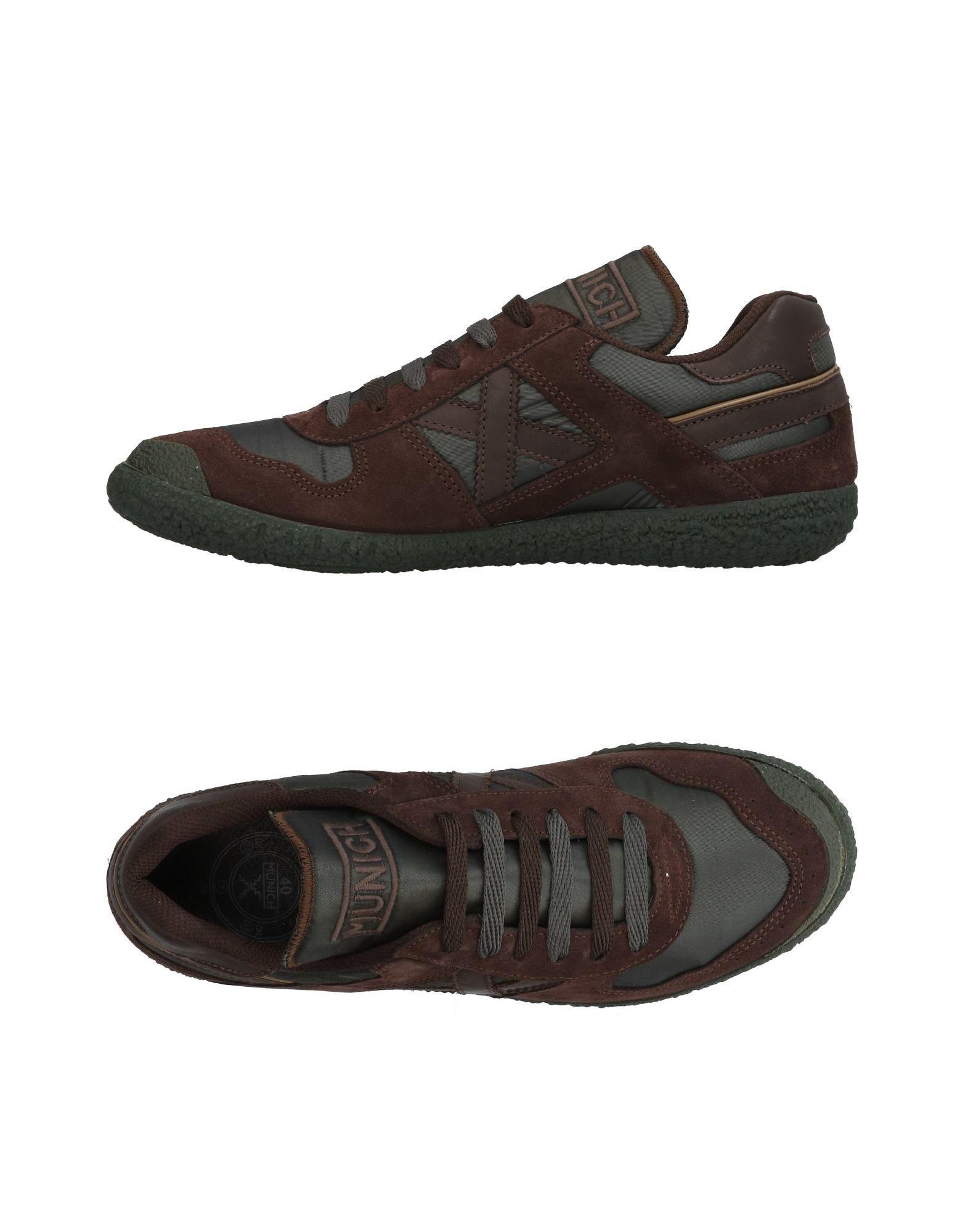 MUNICH Низкие кеды и кроссовки fashionable pu leather and stiletto heel design sandals for women