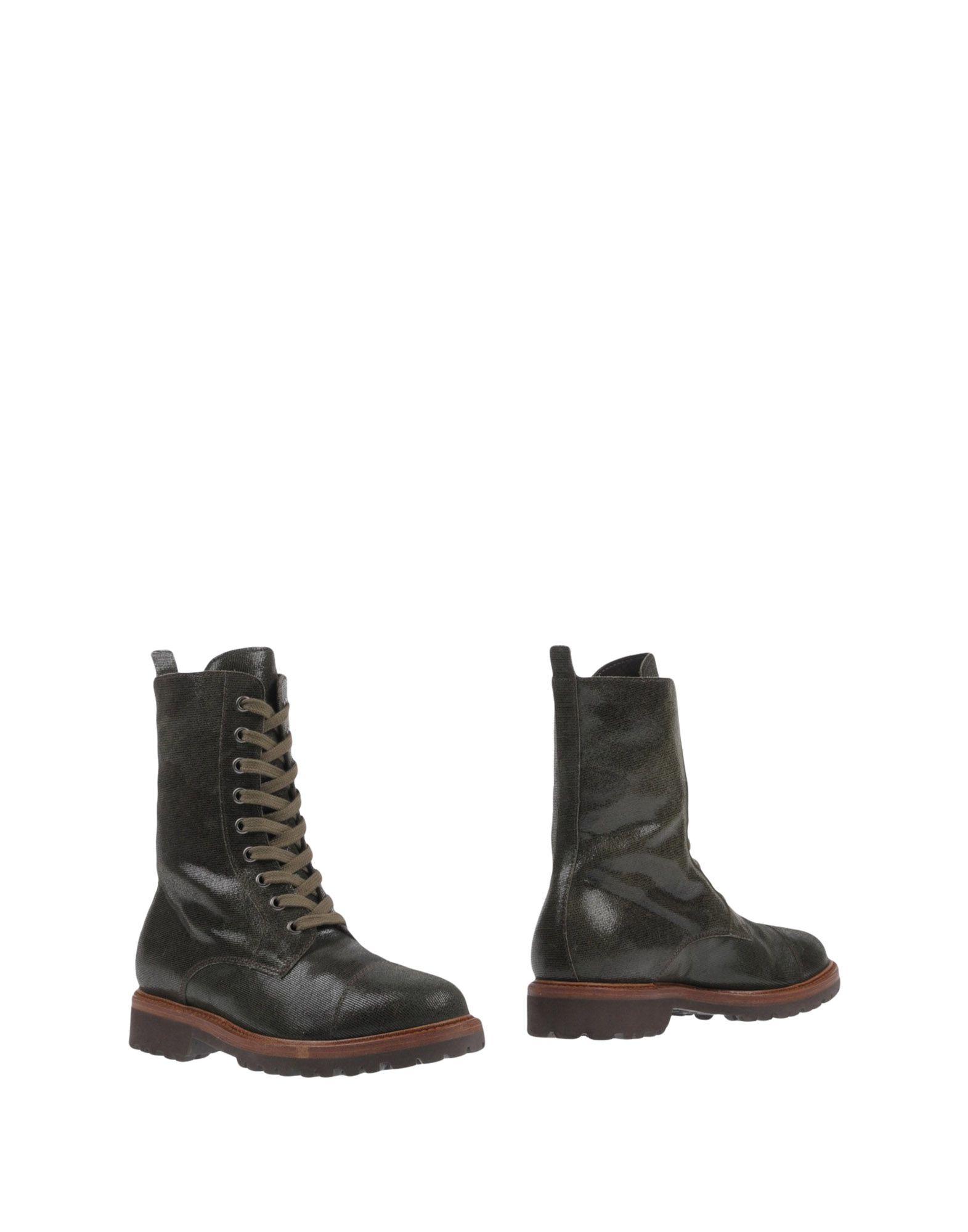 HENDERSON Полусапоги и высокие ботинки ботинки xti ботинки без каблука
