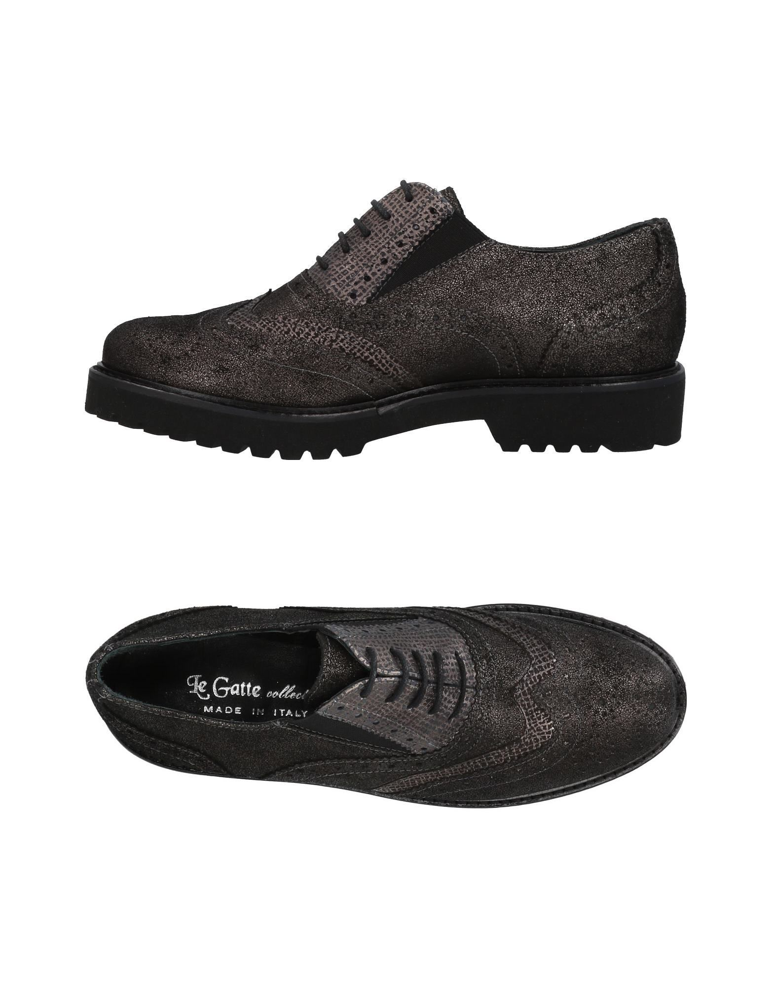 LE GATTE Обувь на шнурках цены онлайн