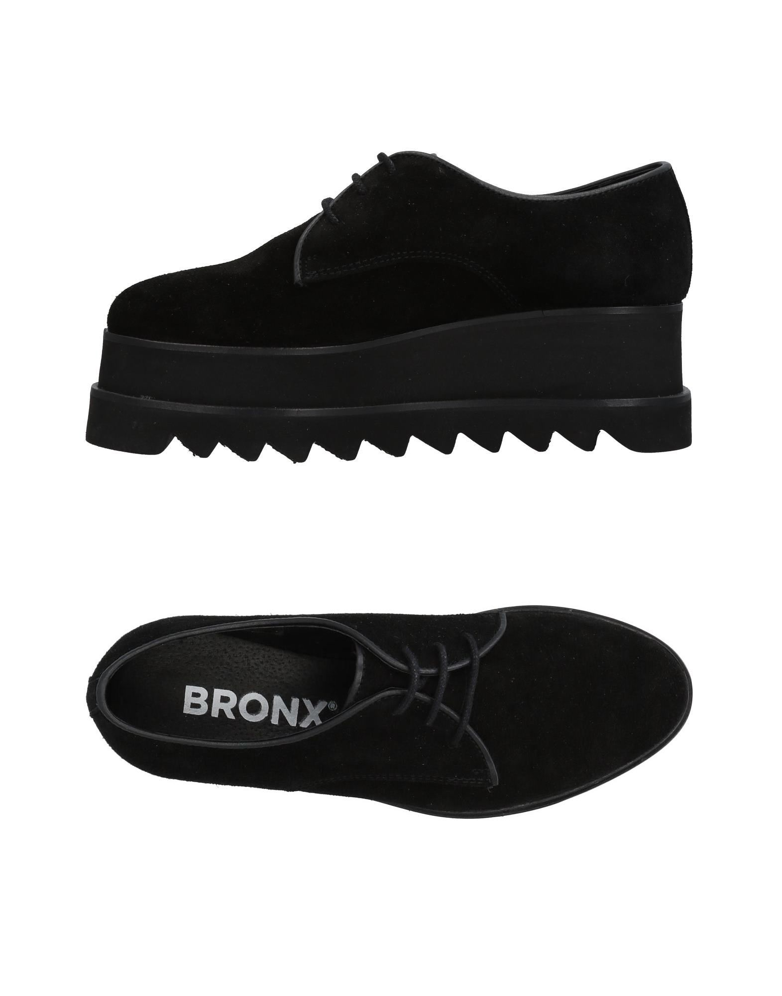 BRONX Обувь на шнурках