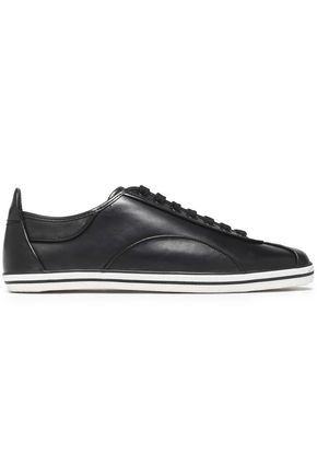 MARC BY MARC JACOBS Leather sneakers